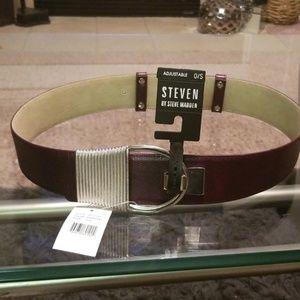 STEVEN by Steve Madden Belt